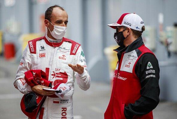 Robert Kubica springt auch in Italien für Kimi Räikkönen ein - Foto: Xavier Bonilla
