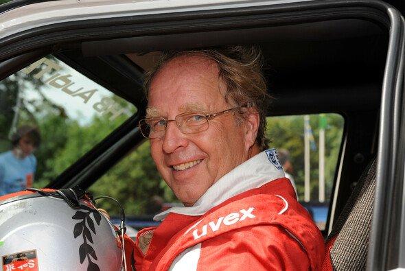 Hannu Mikkola 2009 beim Festival of Speed in Goodwood: - Foto: LAT Images