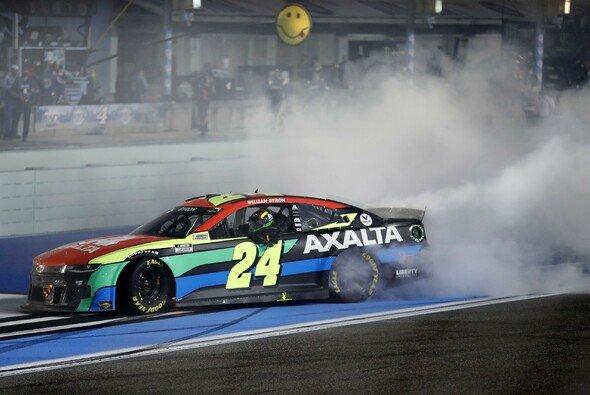 Das 3. Saisonrennen der Regular Season gewann William Byron - Foto: NASCAR