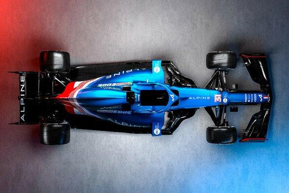 Alpine präsentiert heute ihr erstes Formel-1-Auto - Foto: Alpine F1 Team