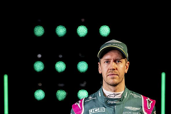 Sebastian Vettel: Ich fahre nur für mich selbst. - Foto: Aston Martin