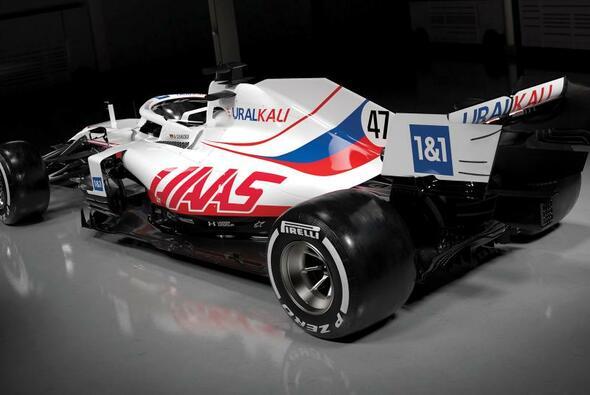 Mit dem Haas VF-21 wird Mick Schumacher Ende März sein Formel-1-Debüt geben - Foto: Haas F1 Team