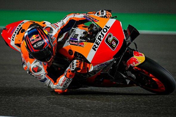 Stefan Bradl mischte auch am Samstag ganz vorne mit - Foto: MotoGP.com
