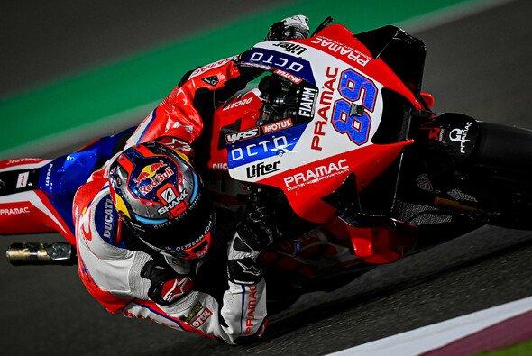Jorge Martin überraschte im Qualifying alle - Foto: MotoGP.com