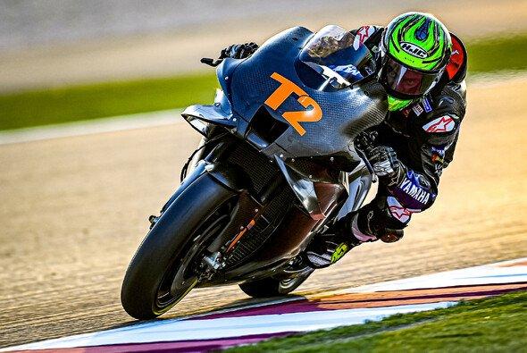 Cal Crutchlow sammelte bereits Testkilometer auf der Yamaha M1 - Foto: MotoGP.com