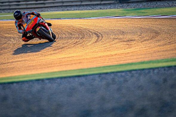 Pol Espargaro sammelte in Katar erste Erfahrungen mit der Honda RC213V - Foto: MotoGP.com