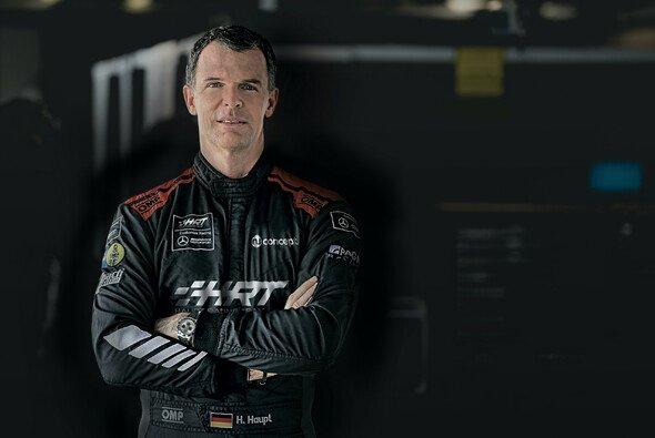 Hubert Haupt in doppelter DTM-Mission: Team-Einstieg fix, Gaststart geplant - Foto: HRT