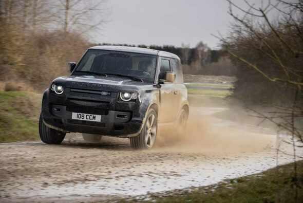 Land Rover legt 2021 zusätzliche Varianten des neuen Defenders nach - Foto: Land Rover