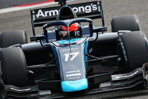 Marcus Armstrong fuhr in Bahrain die letzte Bestzeit ein - Foto: Formula Motorsport Limited