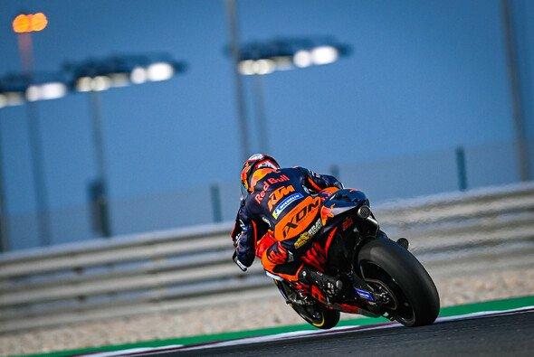 Brad Binder kam noch nicht auf Touren - Foto: MotoGP.com