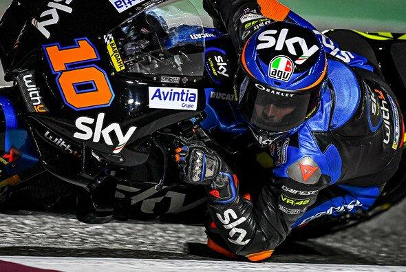Luca Marini auf seiner Ducati - Foto: MotoGP.com