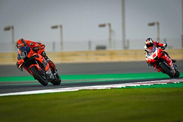 Die MotoGP-Saison 2021 startet in Katar - Foto: MotoGP.com