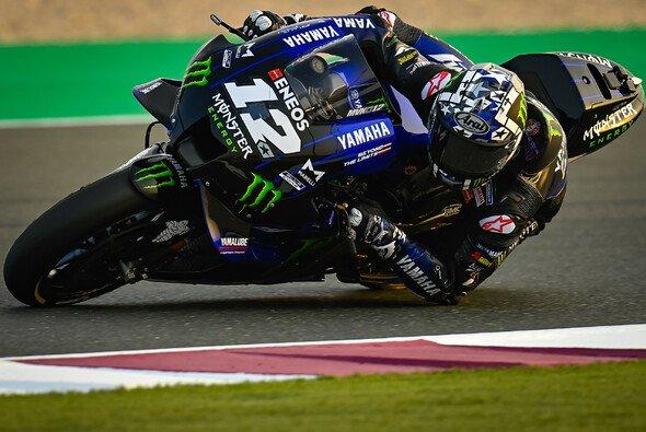 Maverick Vinales gewinnt in Katar - Foto: MotoGP.com