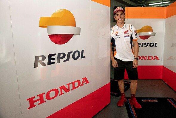 Ein erster Schritt in Richtung Katar ist getan - Foto: Repsol Honda