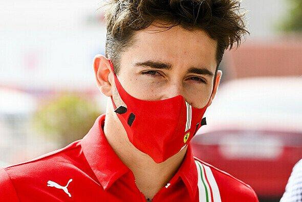 Charles Lerclerc blickt frohen Mutes auf die Formel-1-Saison 2021. - Foto: LAT Images