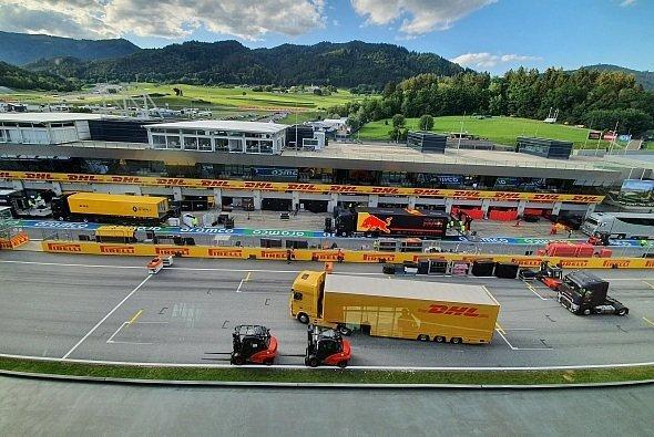 DHL ist langjähriger Logistik-Partner der Formel 1 - Foto: DHL