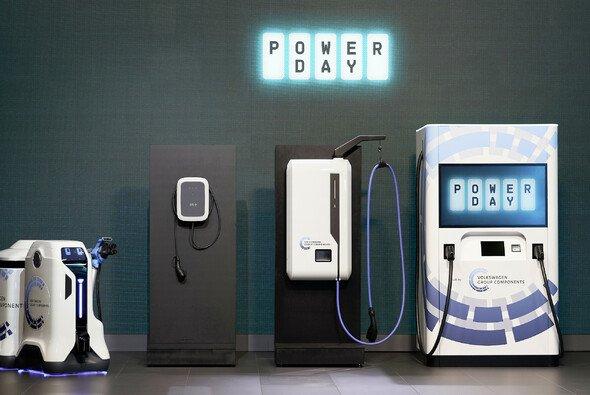 Volkswagen stellte beim Powerday eine Roadmap für die Bereiche Batterie und Laden vor - Foto: Volkswagen