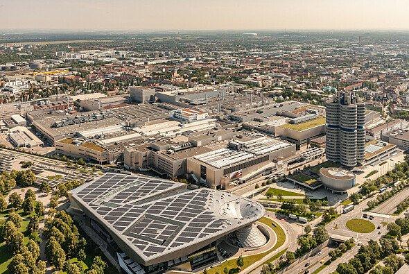 BMW will in die Modernisierung des Münchner Stammwerks 400 Millionen Euro investieren - Foto: BMW