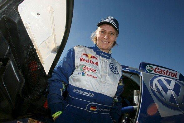 Dakar-Siegerin Jutta Kleinschmidt engagiert sich in der neuen Rennserie Extreme E - Foto: LAT Images