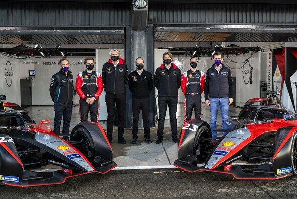 Nissan engagiert sich auch unter dem neuen Gen3-Reglement in der Formel E - Foto: FIA Formula E