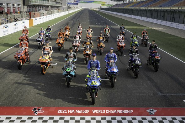 Das MotoGP-Feld wächst 2022 auf 24 Fahrer an - Foto: MotoGP.com