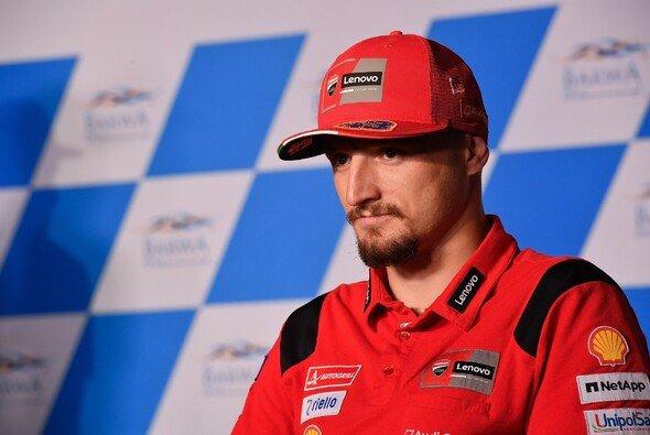 Jack Miller schottete sich nach dem Doha-GP ab - Foto: MotoGP.com