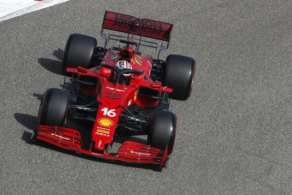 Ferrari scheint sich 2021 deutlich steigern zu können - Foto: LAT Images
