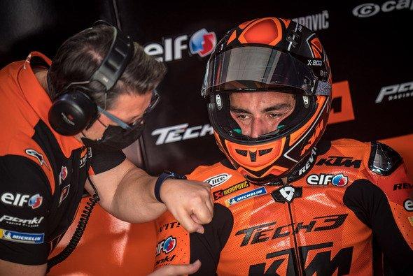 Danilo Petrucci könnte von KTM zur Dakar gebracht werden - Foto: Credit gp-photo.de - Ronny Lekl
