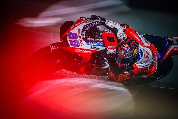 Jorge Martin ist in der MotoGP angekommen - Foto: Credit gp-photo.de - Ronny Lekl