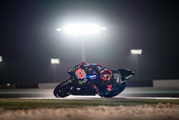 Fabio Quartararo holt den zweiten Saisonsieg für Yamaha - Foto: Credit gp-photo.de - Ronny Lekl