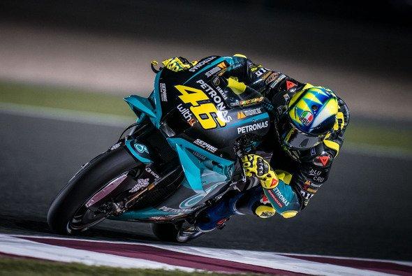 Valentino Rossi ist die Schlüsselfigur im MotoGP-Poker - Foto: Credit gp-photo.de - Ronny Lekl