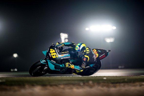 Für Valentino Rossi ist die MotoGP aktuell zu schnell unterwegs - Foto: Credit gp-photo.de - Ronny Lekl