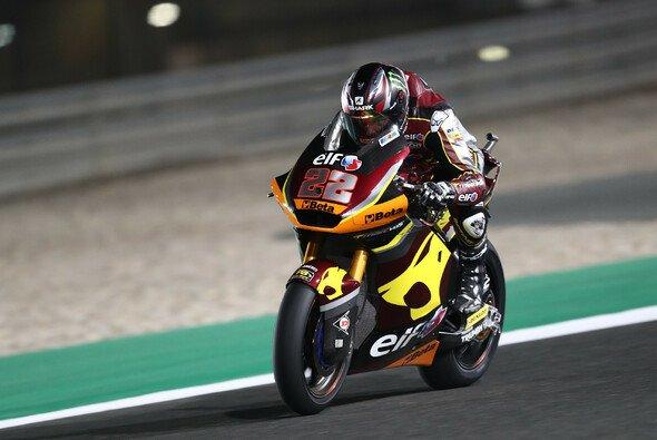 Sam Lowes gewinnt auch das zweite Rennen in Katar - Foto: LAT Images