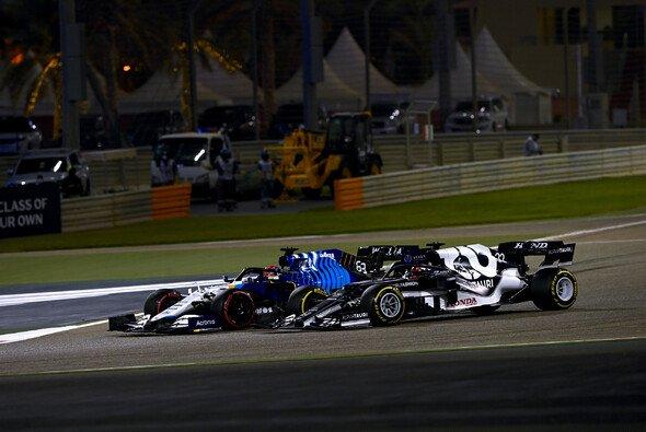 Yuki Tusunoda kämpfte sich in Bahrain nach einem schwachen Start start zurück - Foto: LAT Images