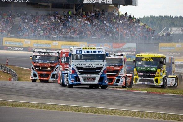 Der Truck-GP zählt zu den Publikumsmagneten auf dem Nürburgring - Foto: Thomas Frey