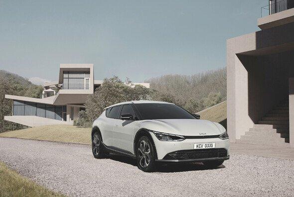 Der Kia EV6 ist das erste Modell, das auf der neuen Elektroplattform basiert - Foto: Kia