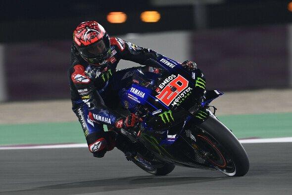 Fabio Quartararo gewinnt sein erstes Rennen im Yamaha-Werksteam - Foto: LAT Images