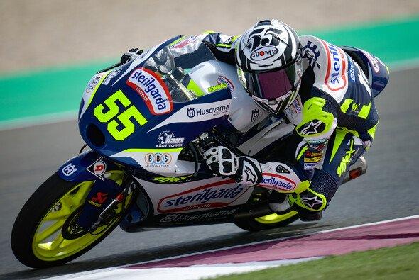 Romano Fenati steht auf Pole Position - Foto: MotoGP.com