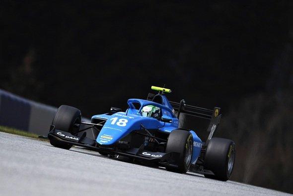 Caio Collet ist bei den Testfahrten am Red Bull Ring der schnellste Formel-3-Pilot. - Foto: Formula 3