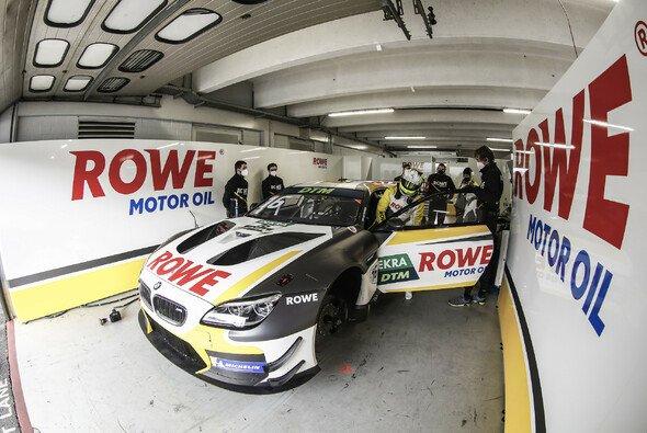 Timo Glock und Sheldon van der Linde starten für ROWE Racing in der DTM - Foto: DTM