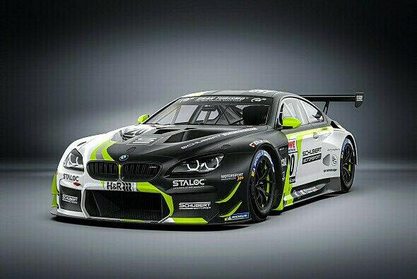 Schubert Motorsport kehrt mit dem BMW M6 GT3 auf die Nordschleife zurück - Foto: Schubert Motorsport