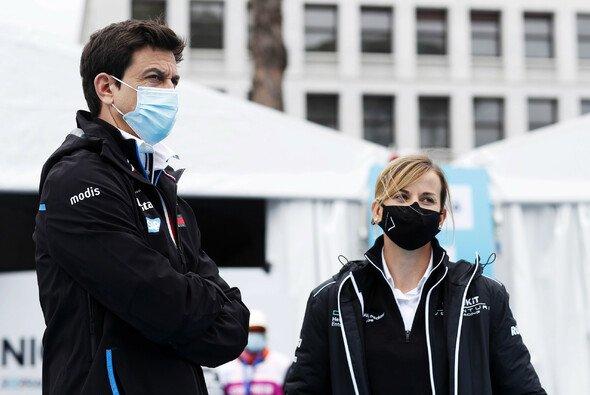 Toto Wolff und Mercedes werden die Formel E am Ende der kommenden Saison verlassen - Foto: LAT Images
