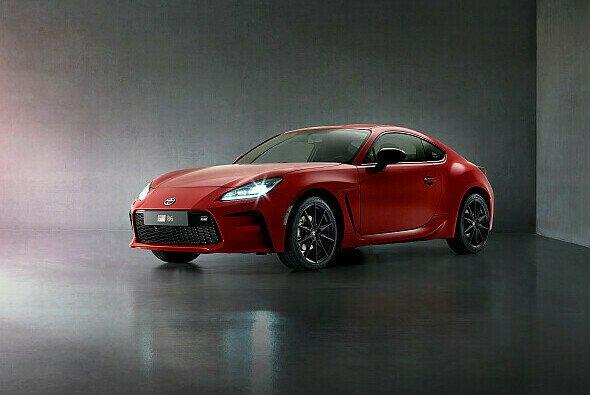 Der neue Toyota GR86 ist leichter und schneller als sein Vorgänger - Foto: Toyota