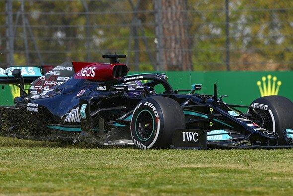 Die Formel 1 startete heute in Imola in die Trainings - Foto: LAT Images