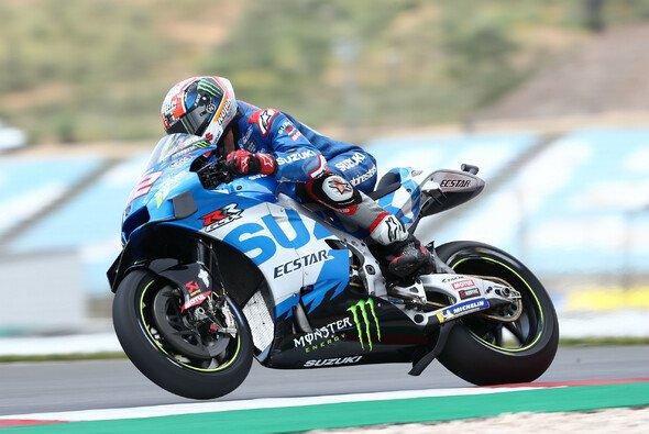 Suzuki wird auch weiterhin an der MotoGP teilnehmen - Foto: LAT Images