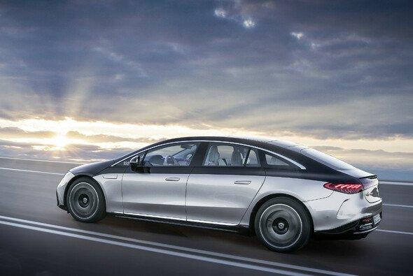Mercedes plant die Einführung des neuen EQS für den Sommer - Foto: Mercedes-Benz AG