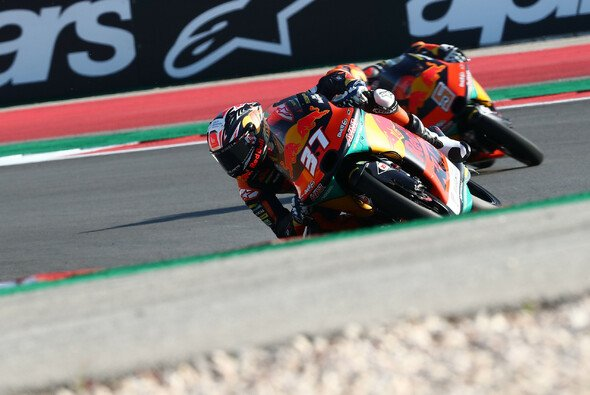 Pedro Acosta siegt auch in Portimao - Foto: LAT Images