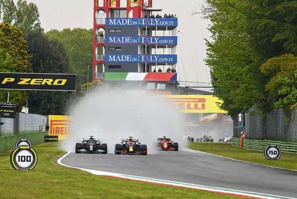 Heute fand der Emilia Romagna GP in Imola statt - Foto: LAT Images