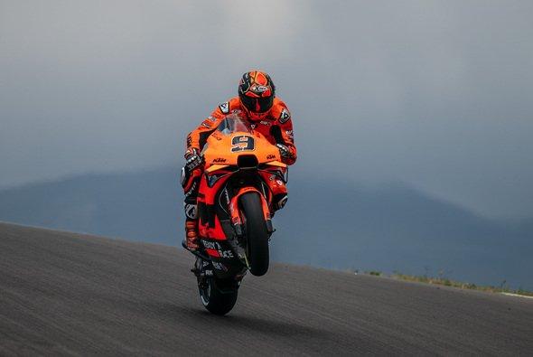 Danilo Petruccis Aussichten in der MotoGP für 2022 sind nicht die besten - Foto: gp-photo.de - Ronny Lekl