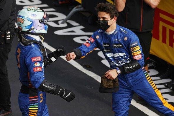 Lando Norris hat Daniel Ricciardo bei McLaren erstaunlich gut im Griff - Foto: LAT Images